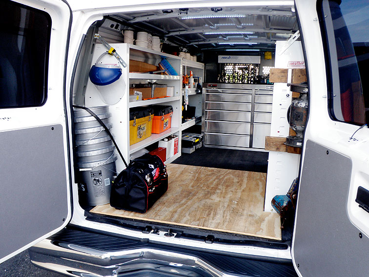 Carpet Cleaning Van Setup Q As With Cleanfax Cleanfax